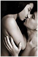 Muž a žena s análny sex